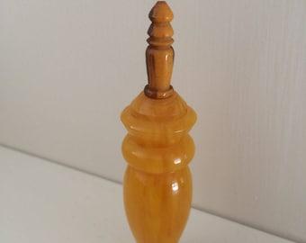 Bakelite Perfume Scent Bottle