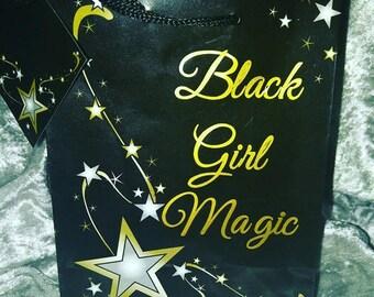 Black Girl Magic Gift Bag