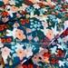 NEW Wilder Organic Batiste, Organic Fabric, Apparel fabric, Floral fabric, Cloud9 Organics, light fabric, apparel fabric, summer fabric