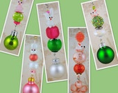 Beaded Easter, Spring and Summer colors:  Easter, Flowers, Mother's Day, Beach, Circus, Birds