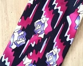 Grateful Dead Thunder Rose Tie First Set