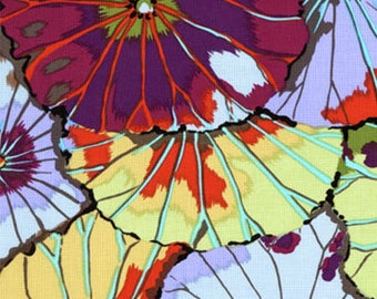 Lotus Leaf in Antique - Kaffe Fassett Collective for Westminster Fabrics - By the Yard