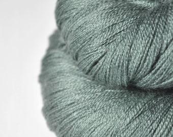 Burning haystack - Merino/Silk/Cashmere Fine Lace Yarn