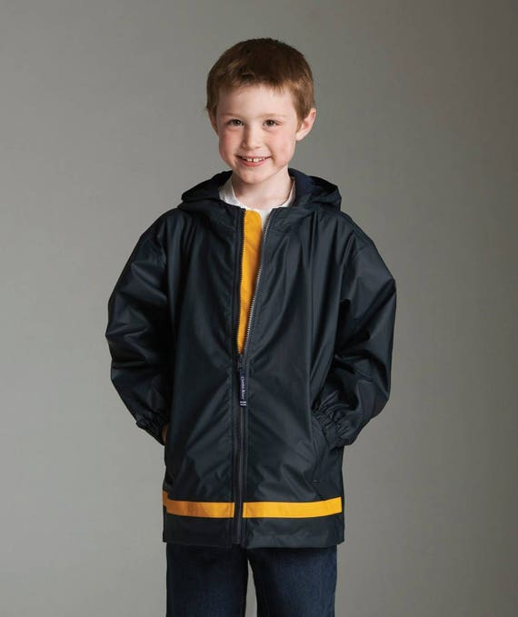 Youth Size New Englander Rain Jacket