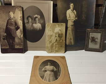 Vintage pictures photography massachusetts women family man professional collection