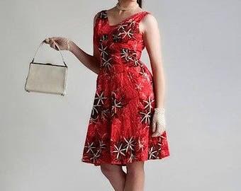 1950s Ivory Leather Handbag