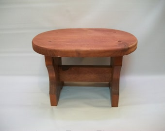Craft Supplies, Wood Step Stool, Small Step Stool for Painting, And Crafts, Wood Shape For Decoupage, Decorating Crafts, Wood Working,