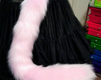 Light Pink Kitty Tail