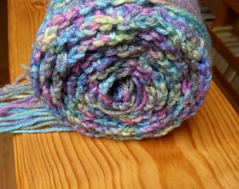 Monet Crocheted Scarf