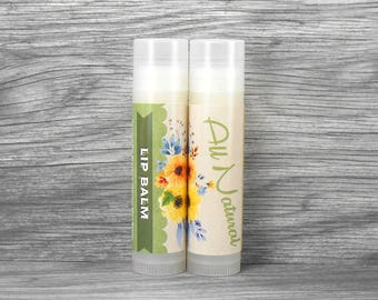 All Natural Lip Balm - Fragrance-Free