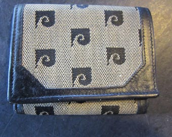 pierre cardin vintage tri fold wallet excellent condition