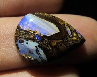 Australian Koroit Boulder Opal Cabochon -  14.7 ct