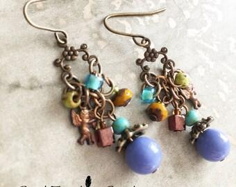 E033 CHARMED Earrings