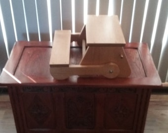 Toddler step stool/chair