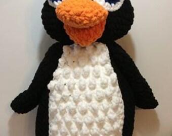 HUGE Penguin Plush