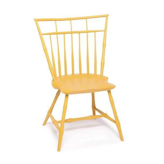 Birdcage side chair (Windsor)