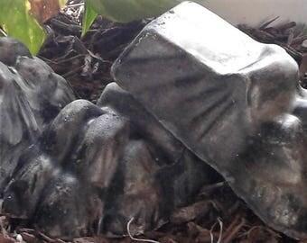 Black Lion Paw Pot Feet or Risers - Concrete