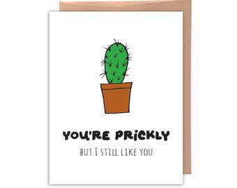 You're Prickly