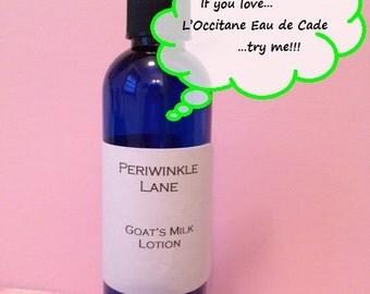 L'Occitane Eau de Cade type Goat's Milk Lotion
