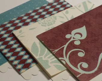 Any Occasion Giftcard Holders - Set of 4 (gch009)