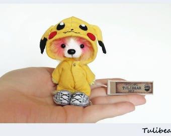 Tom - miniature Tulibear by Hana Straková