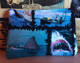 Shark Week Pouch (Angry Vagina Accessories)