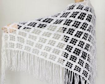 Wrap Crochet Pattern Crochet shawl wrap Crochet shawl pattern Wedding Shawl Wrap shawls