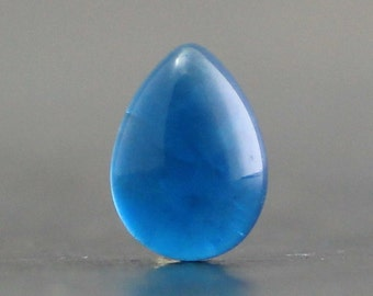 Apatite Tiny Teardrop Natural Gemstone Polished Stone for Jewelry Designs (CA7127)