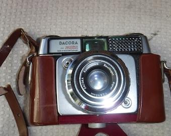 Dacora Matic 35mm Film Camera Kamerawerk Reutlingen dignar 1:2,8/45mm Lens