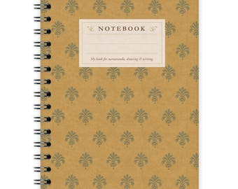 Notebook A6 - Pattern