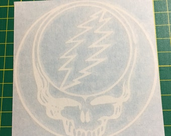 Steal Your Face Vinyl Decal