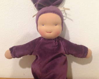 Waldorf - weighted baby doll
