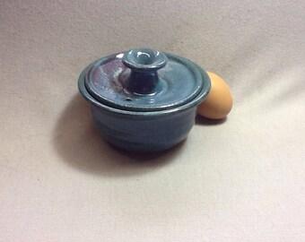 Microwave Egg Cooker. Jade glaze.