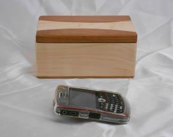 Iphone storage box