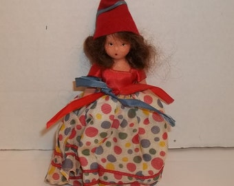 Vintage Nancy Ann Storybook Bisque Doll