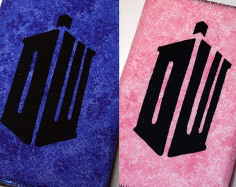 SALE Dr Who Inspired Journal / Notebook Cover