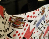 Playing cards tote