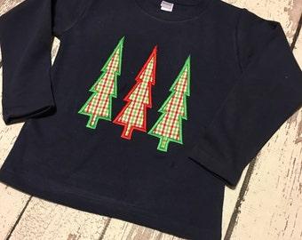 boys christmas shirt, baby boy christmas, christmas shirt for boys, christmas tree shirt, boys christmas tree shirt, baby christmas tree