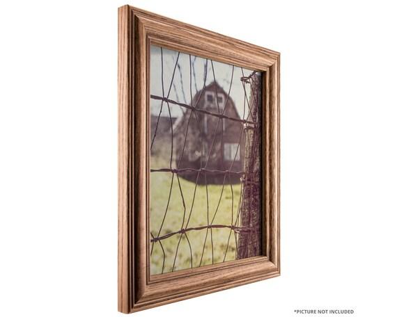Craig Frames, 24x32 Inch Mission Oak Picture Frame, Wiltshire 440 ...