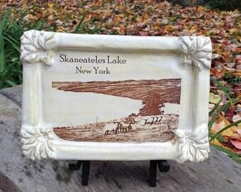 Skaneateles Lake Ceramic Decorative Tile