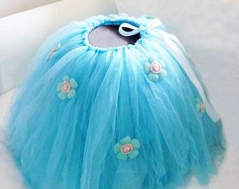 Tulle Tutu skirt/ Flower girl skirt/Birthday skirt/Ballet tutu skirt/ Baby shower gifts