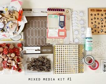 Mixed Media Kit #1