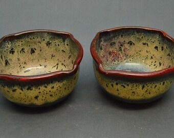 Pottery Bowl-Small, Square