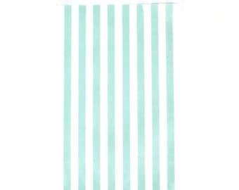 Mint Striped Party Bags
