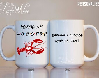 "Shop ""youre my lobster"" in Weddings"