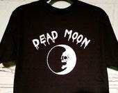 DEAD MOON Black Band T-SHIRT