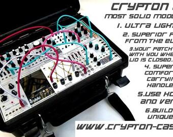 crypton-case   eurorack inc power . plug and play