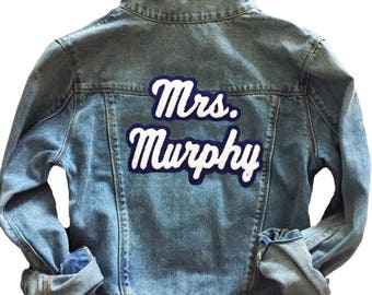 Bachelorette Jacket