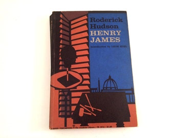 Roderick Hudson, Henry James, 1960