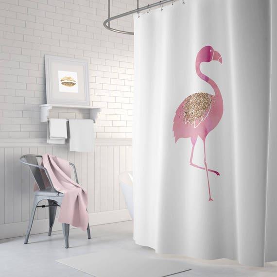 like this item - Pink Flamingo Bath Decor